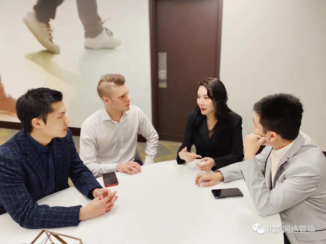 梅景松揭秘北美网络营销培训落后多少年?