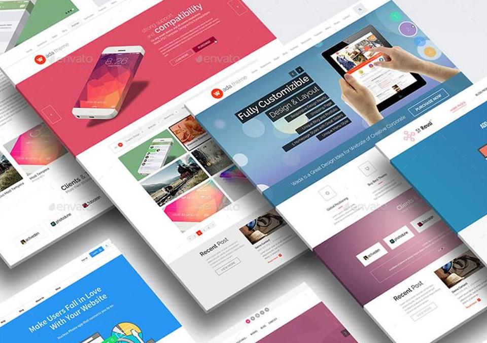 设计网站如何做出美观网页?